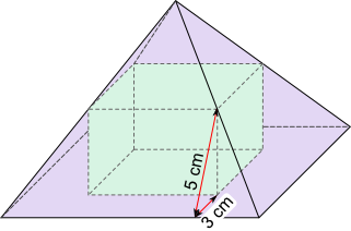 quadratische pyramide h berechnen quadratische pyramide 4. Black Bedroom Furniture Sets. Home Design Ideas